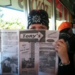 Michigan, Tony's Restaurant In Birch Run