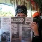 Michigan, Tony's Restaurant In Birch Run