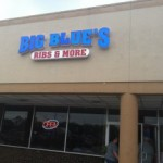 Michigan, Big Blues Ribs and More, in Monroe.
