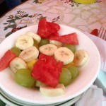 Its the Fruit Dish!